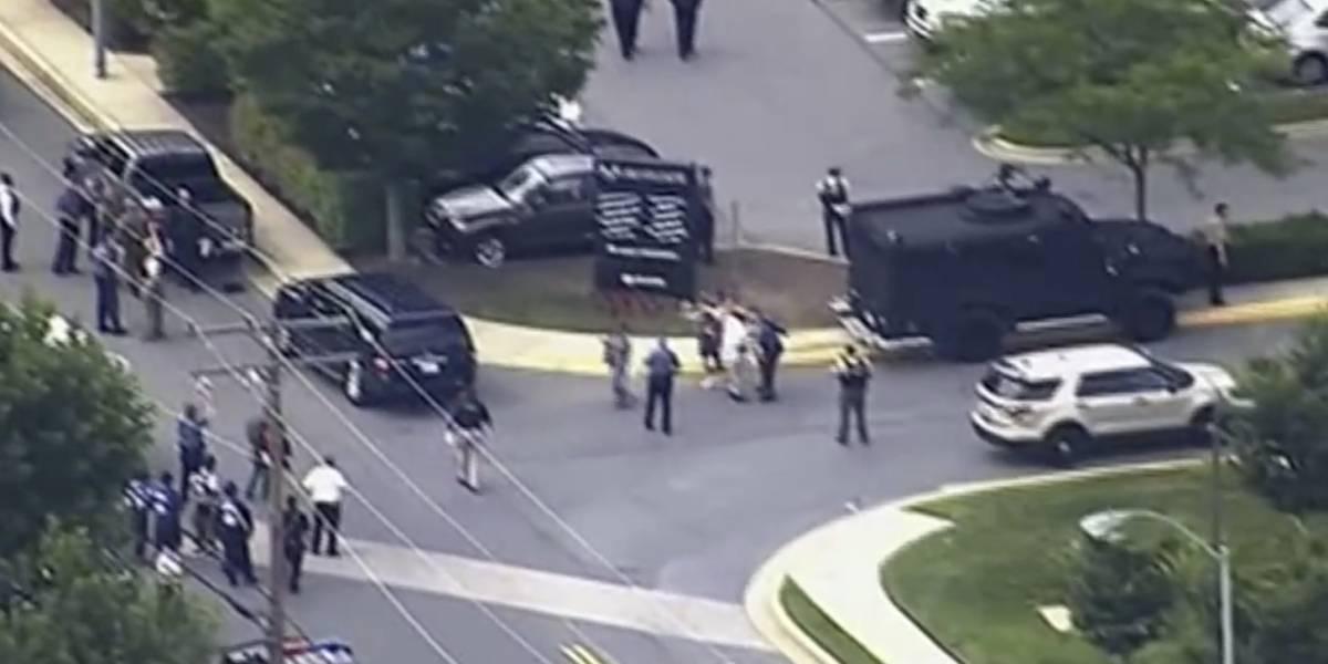Tiroteo en Maryland: al menos cuatro víctimas fatales y múltiples heridos en periódico de Annapolis