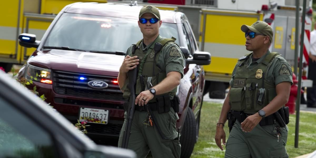 Tiroteo en Capital Gazette de Maryland deja 5 muertos