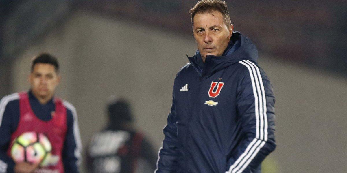 La U sigue sumando preocupaciones para el duelo de vuelta ante Colchagua por Copa Chile