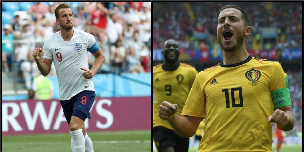 """""""El partido que nadie quiere ganar"""": el insólito escenario del Inglaterra-Bélgica en el Mundial"""
