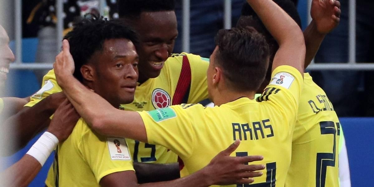 ¿Cuándo, a qué hora y contra quién juega Colombia por los octavos de final del Mundial Rusia 2018?