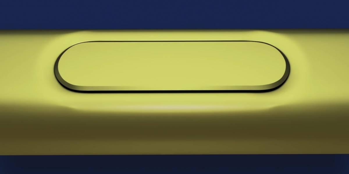 Filtración muestra que el Samsung Galaxy Note 9 vendría en azul y amarillo
