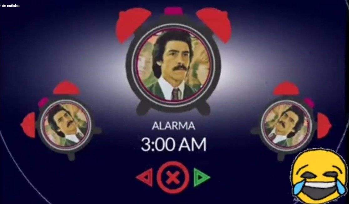 Alarma de Luisito Rey
