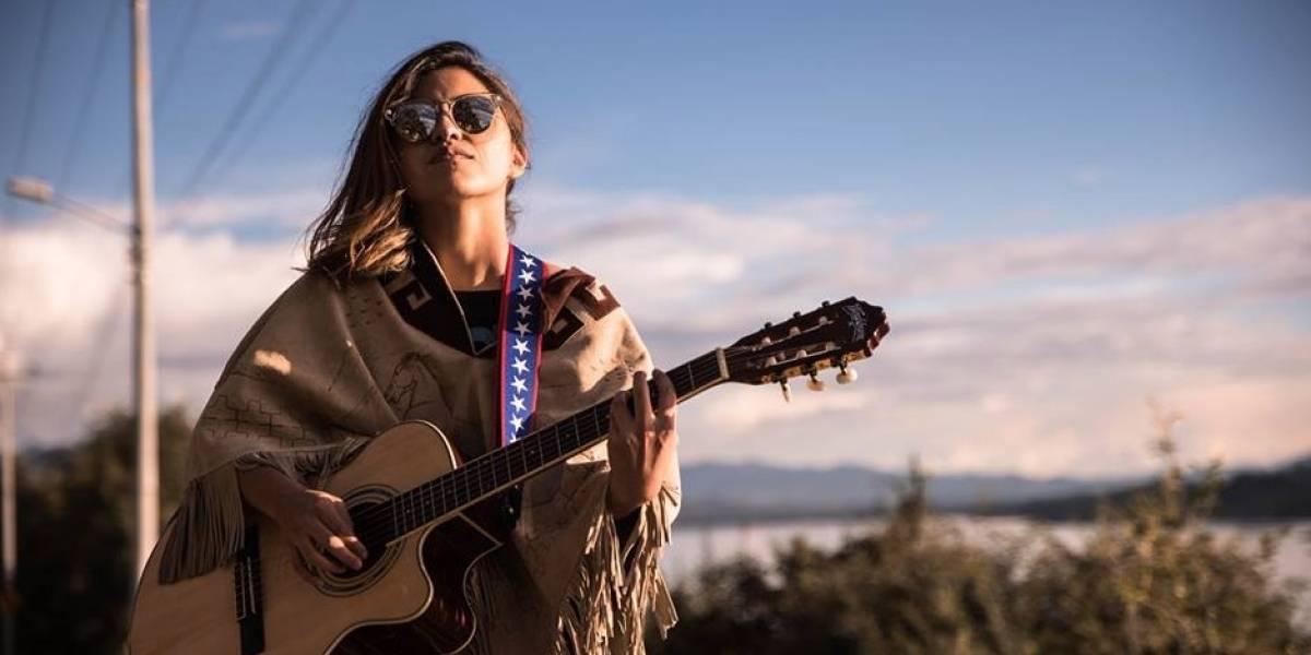 """""""Las canciones siempre están volando, esperando a ser escritas"""": Linda Habitante"""