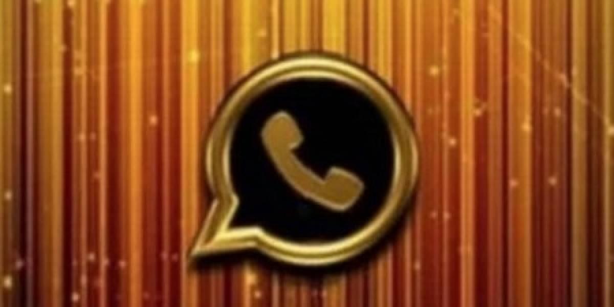 ¿Qué es WhatsApp Gold?