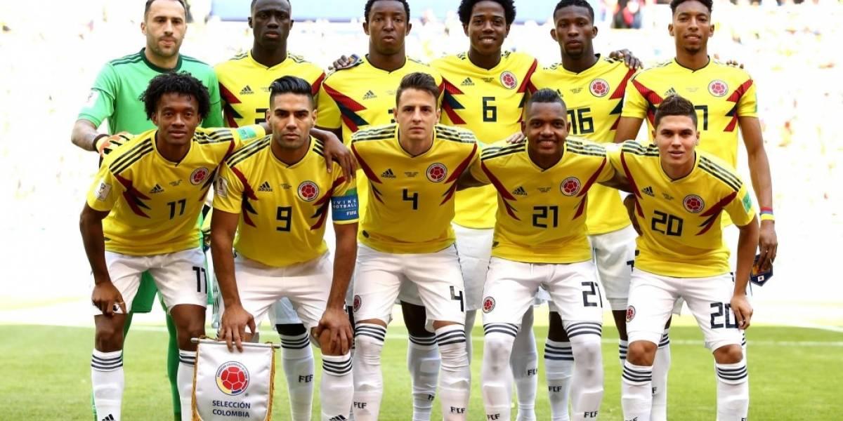 Así fue el ritual que familiares y amigos de la Selección Colombia hicieron horas antes del partido