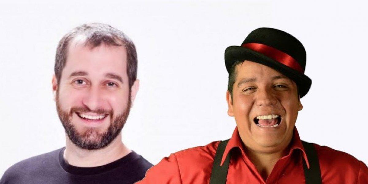 Carlos Sánchez y el mexicano Alan Saldaña realizarán 'shows' en RD