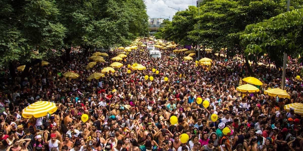 Berrini vai receber desfile de blocos de carnaval em São Paulo