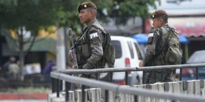 seguridad por visita del vicepresidente Mike Pence a Guatemala