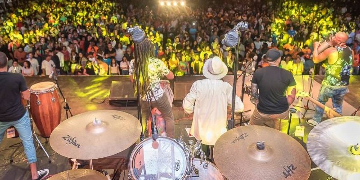 Dos días de fiesta y música en Santo Domingo