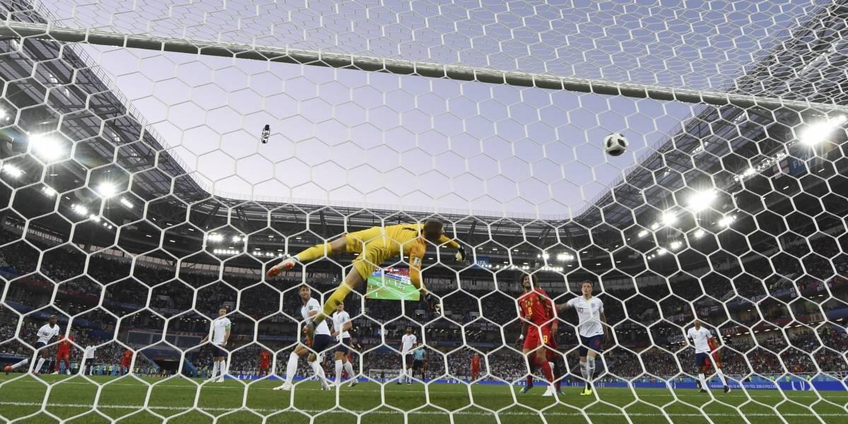 Bélgica termina como líder del grupo G tras derrotar a Inglaterra