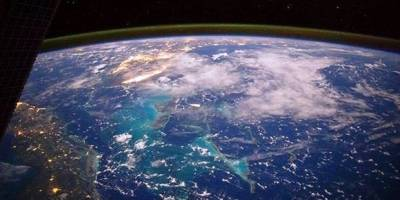 Una de las hermosas imágenes de Cuba captadas desde el espacio. / Inter News Service/Cubadebate/NASA
