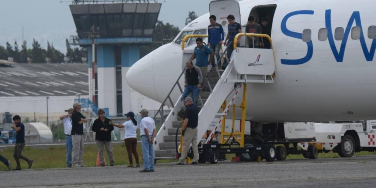 Aumenta la cantidad de retornados desde EE. UU. y México