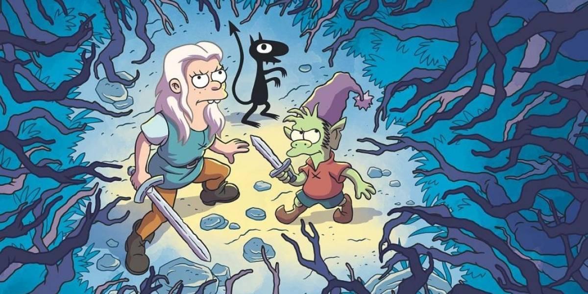 ¡Ya está aquí! Liberan el primer avance de la nueva serie del creador de Los Simpson