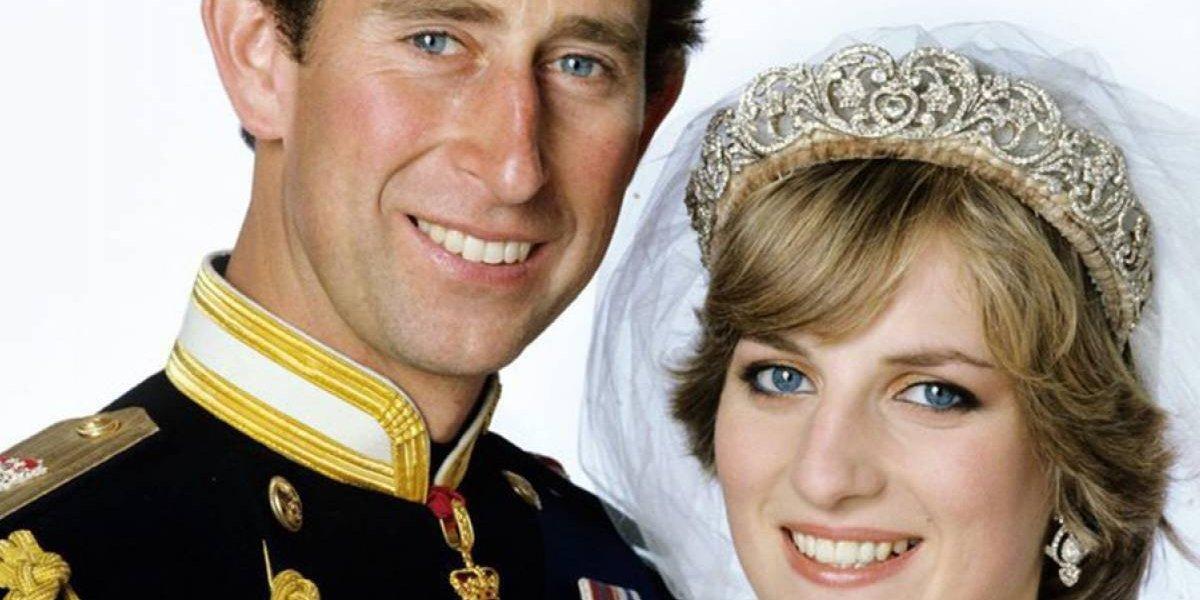 Família real manipulava as fotos oficiais da princesa Diana e Charles