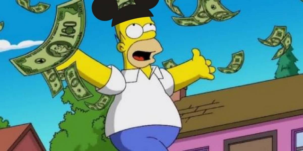 ¡Pasó! Al final Disney sí logró comprar Fox, con todo y Los Simpson