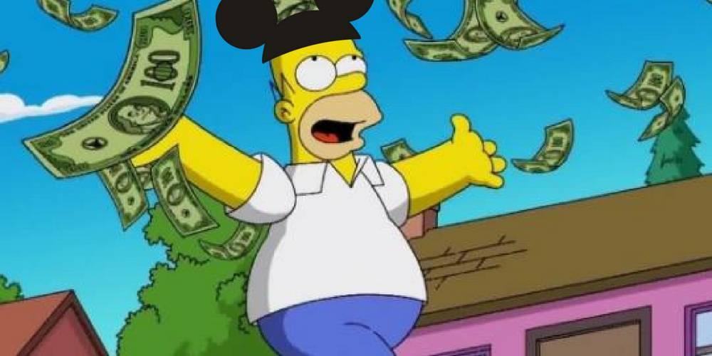 ¡Pasó! Disney siempre sí logró comprar Fox, con todo y Los Simpson
