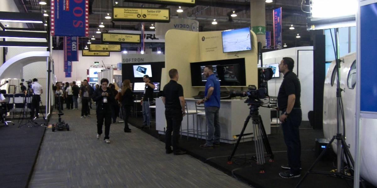 ESTATUS/ La Expo Cine Video Televisión, Ciudad Pantalla 2018