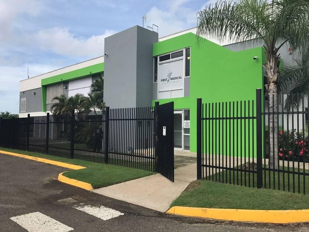 Facilidades de FMC en Mayagüez / Suministrada