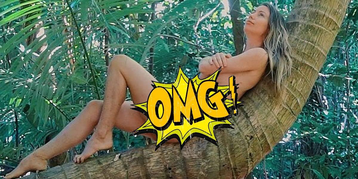 Esta youtuber se aburrió de la vida moderna y se fue a vivir a una selva