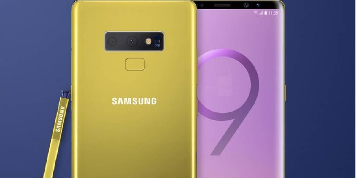 Cuánto podría costar el Samsung Galaxy Note 9 en México