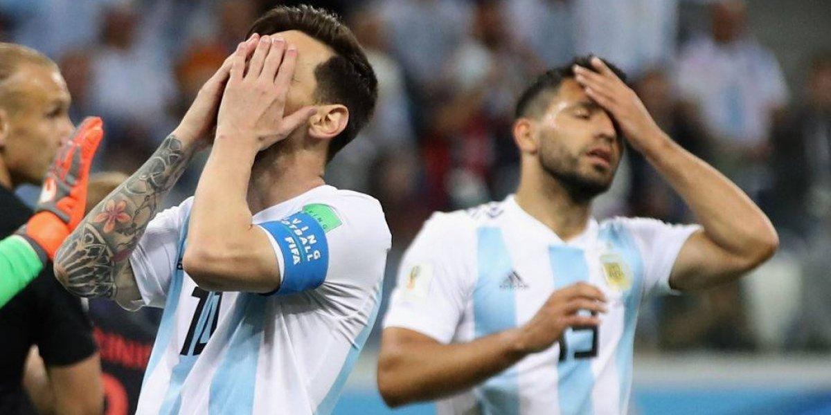 Termocéfalos: Hinchas argentinos reclaman por designación de árbitro chileno para el duelo ante Francia