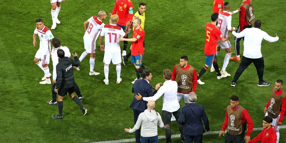 """A llorar a la FIFA: Marruecos no quedó conforme ni con el VAR y envió """"indignada"""" carta por el arbitraje en el Mundial"""