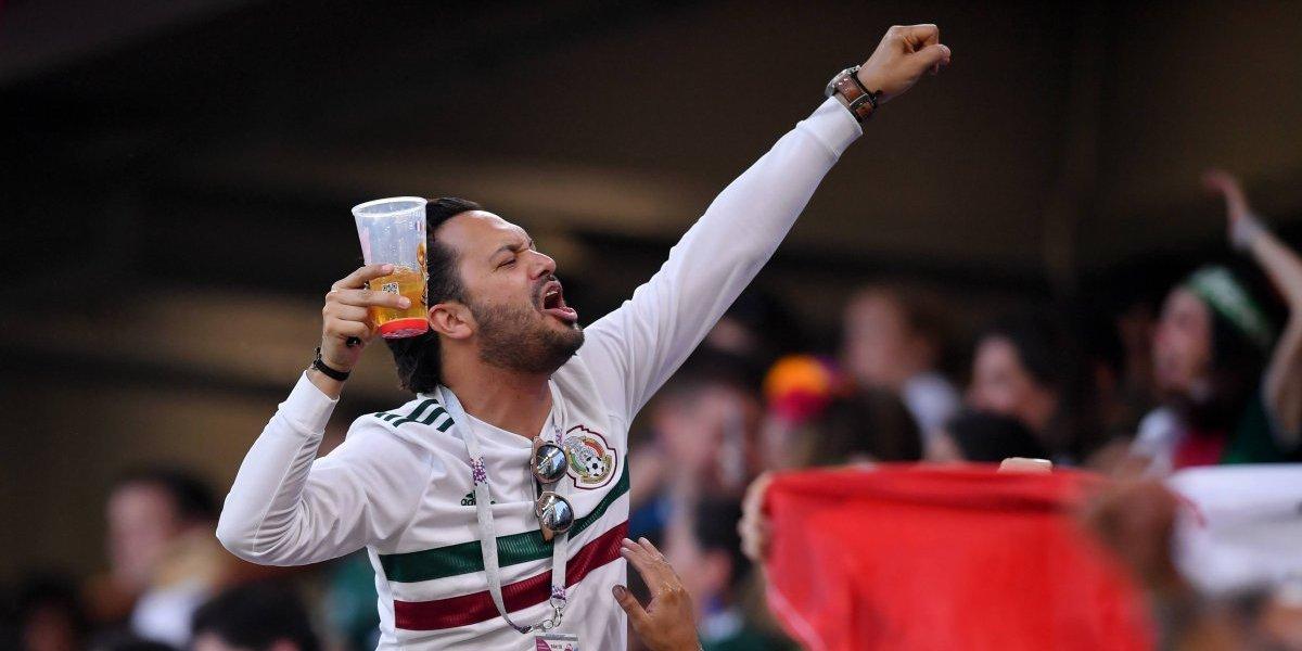 Ofrecen millones cervezas gratis si México le gana a Brasil