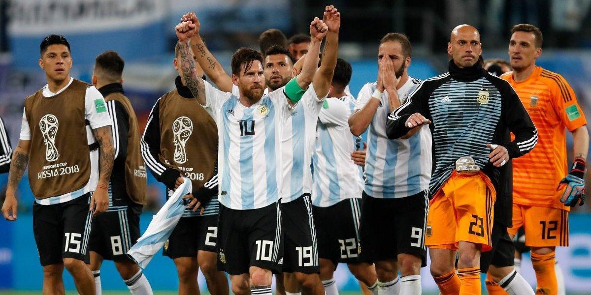 Equipo que gana, repite: Sampaoli no tocaría la heroica formación de Argentina para enfrentar a Francia en octavos