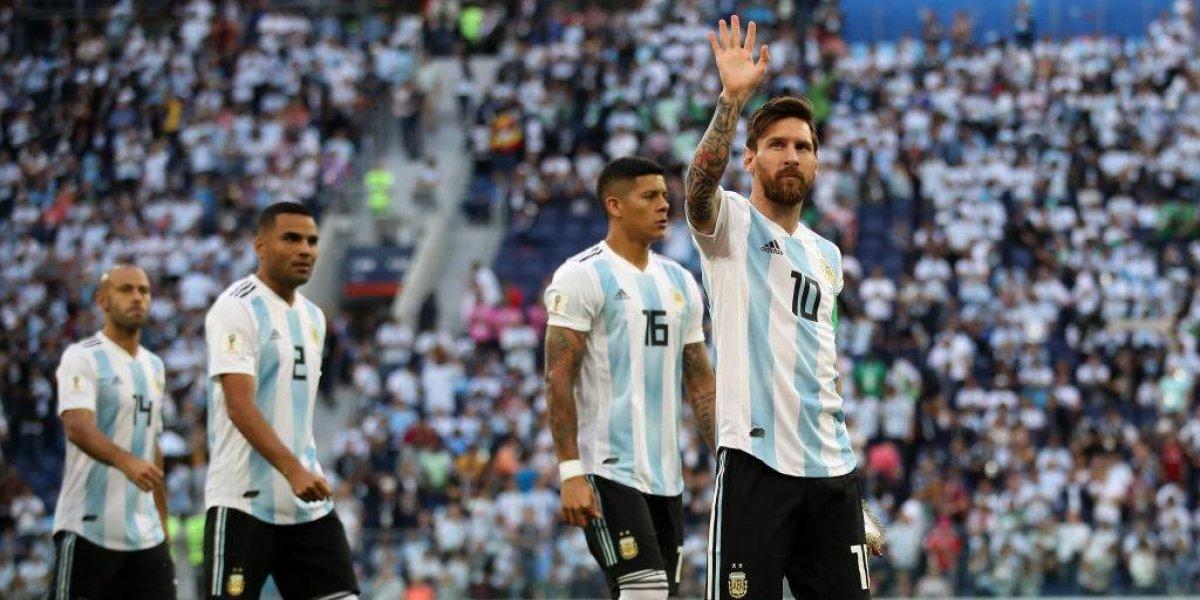 La Argentina de Sampaoli fue el peor clasificado a octavos de final de Rusia 2018
