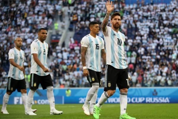 Argentina s