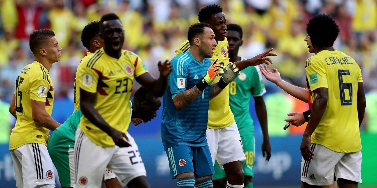 Así vivimos la victoria de Colombia ante Senegal que los clasificó a octavos de Rusia 2018