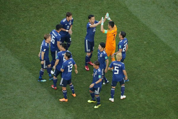 Japón no tuvo escrúpulos / imagen: Getty Images