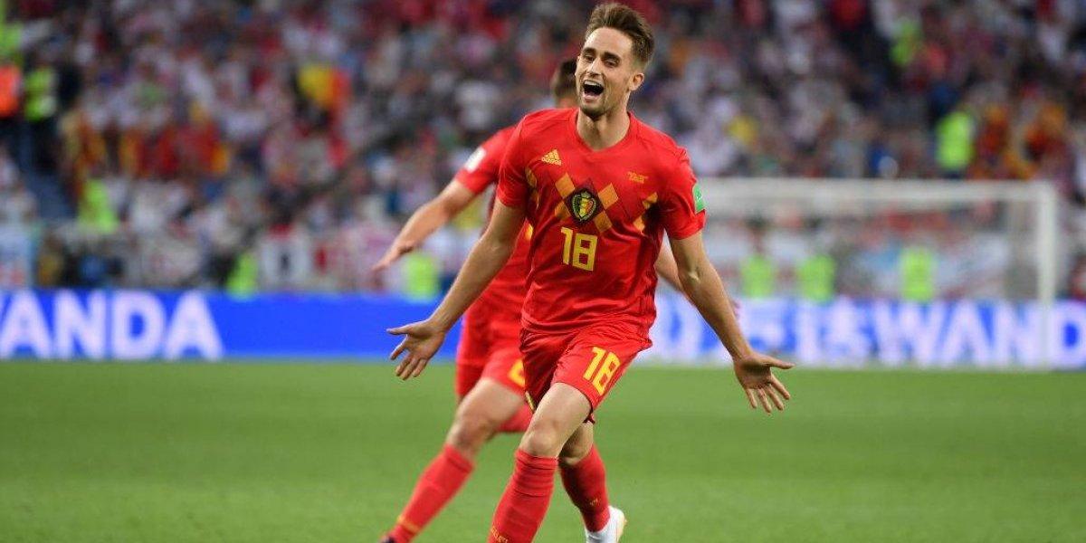 """Bélgica se olvidó de las especulaciones, derrotó a Inglaterra y va a la """"zona de la muerte"""" del Mundial"""