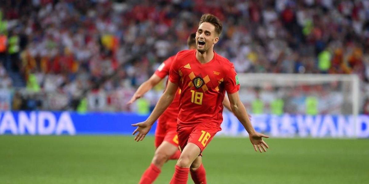 Bélgica se impone sobre Inglaterra y toma el camino más difícil a la final