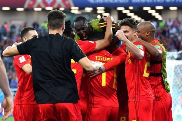 Bélgica fue el mejor clasificado / imagen: Getty Images