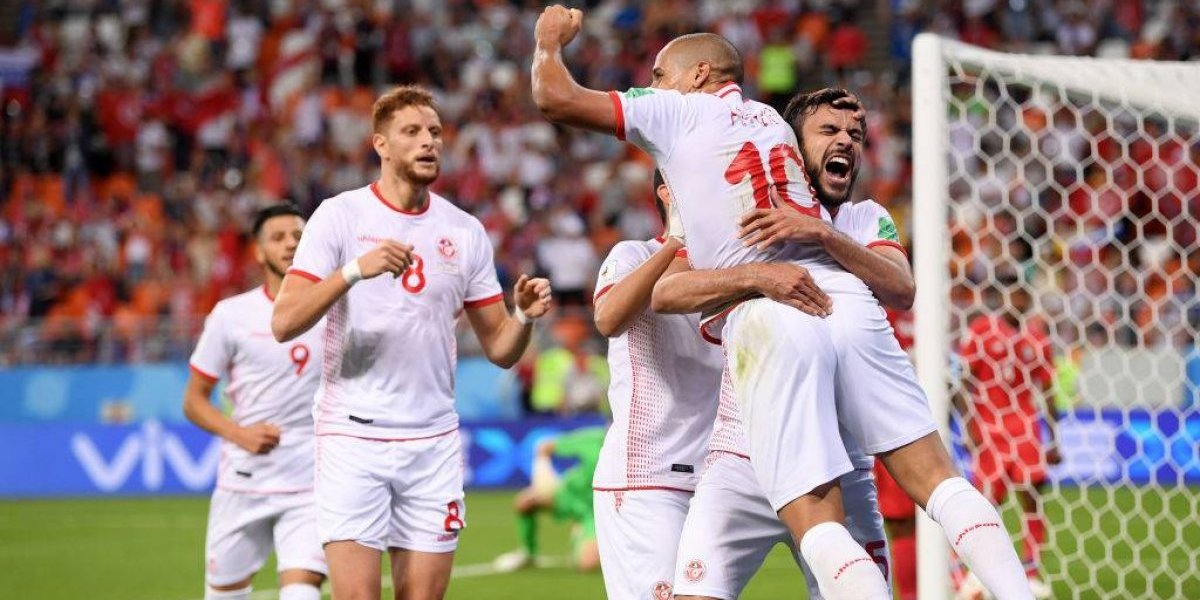 Túnez remontó para quitarle a Panamá su primer triunfo en un Mundial de fútbol