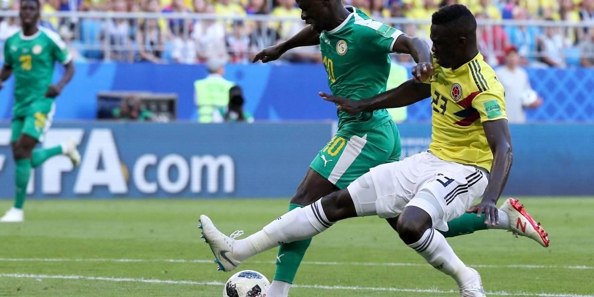 ¡Te amamos VAR! Penal no cobrado a Colombia vs. Senegal con ayuda del VAR