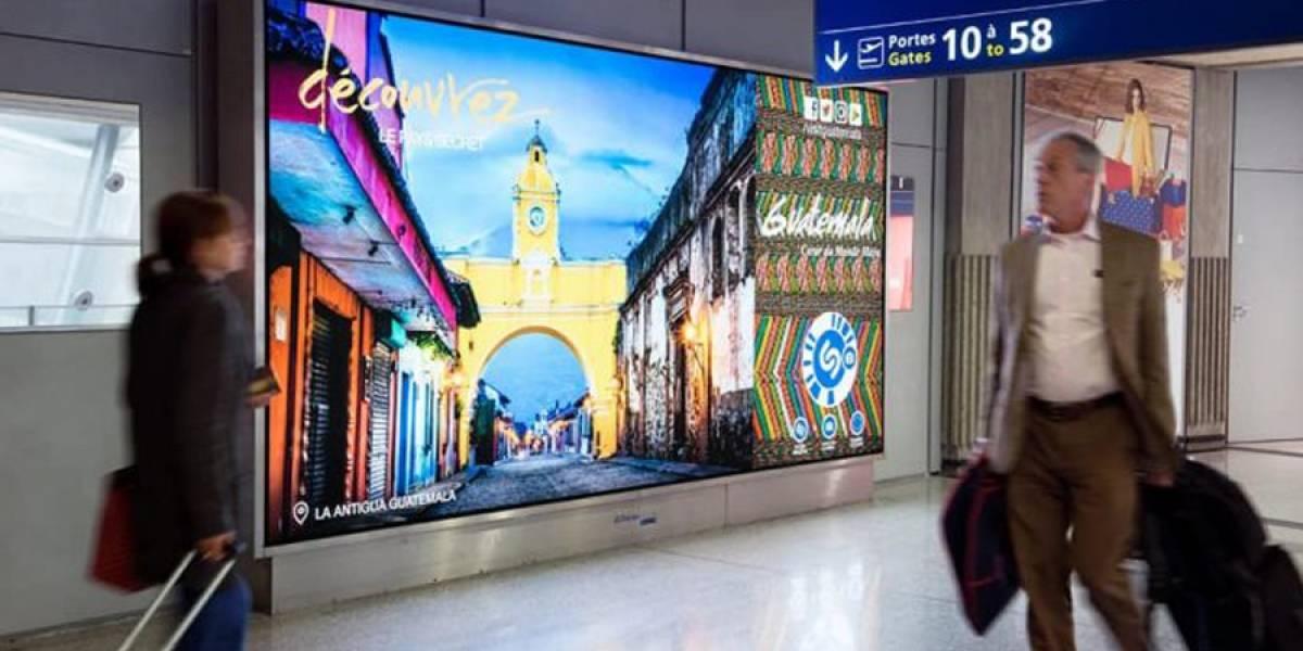 Inguat invierte $4.5 millones en campaña turística internacional