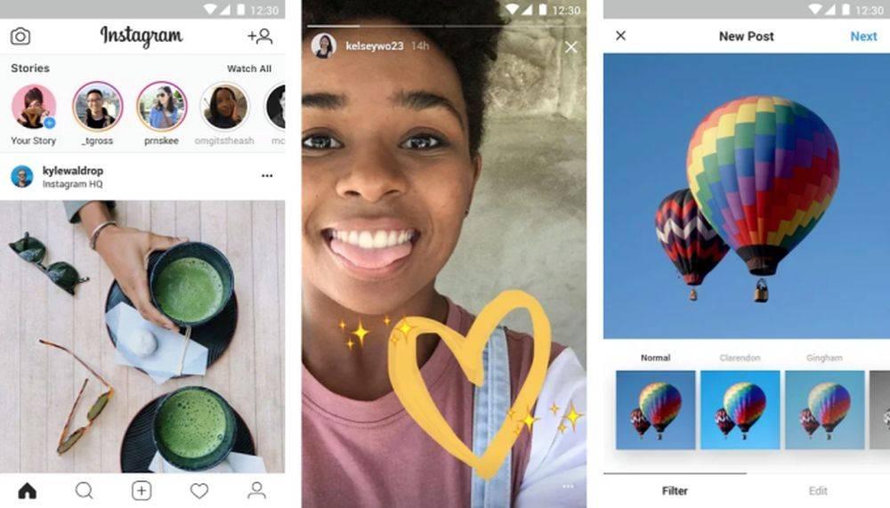 Ya puedes descargar Instagram Lite y gastar menos datos en México