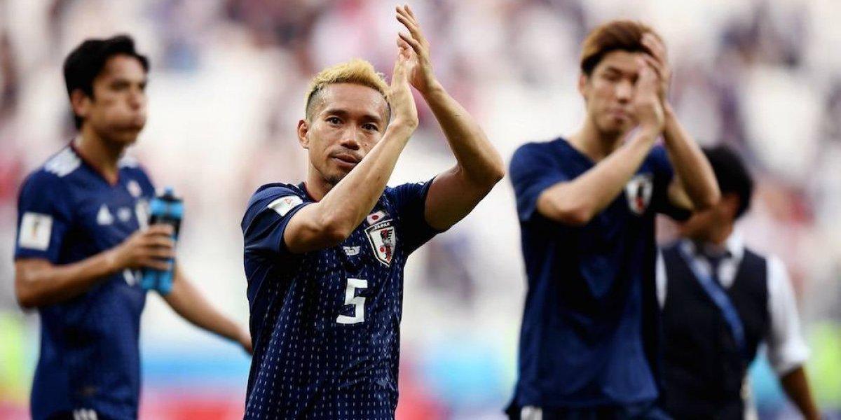 Japón cae ante Polonia pero avanza a octavos de final gracias al Fair Play