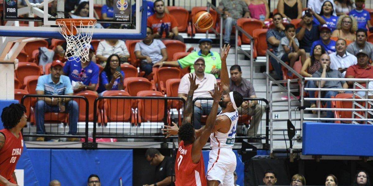San Juan será sede de clasificatorios a juegos FIBA AmeriCup 2022
