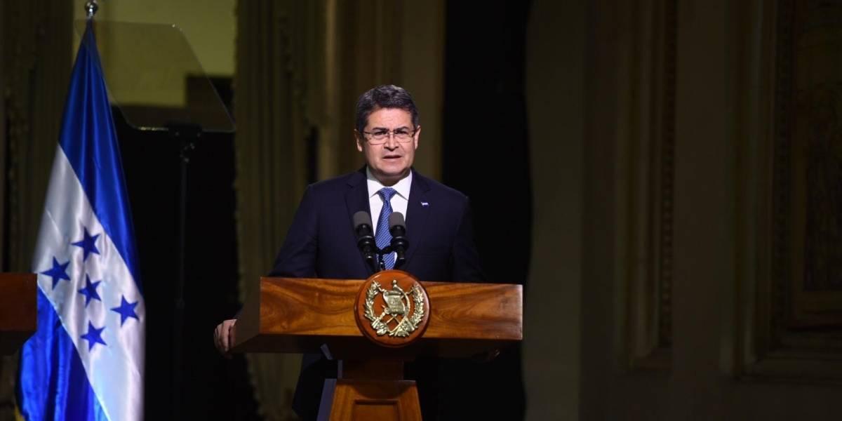 Señalan a presidente de Honduras, Juan Orlando Hernández, de vínculos con el narcotráfico