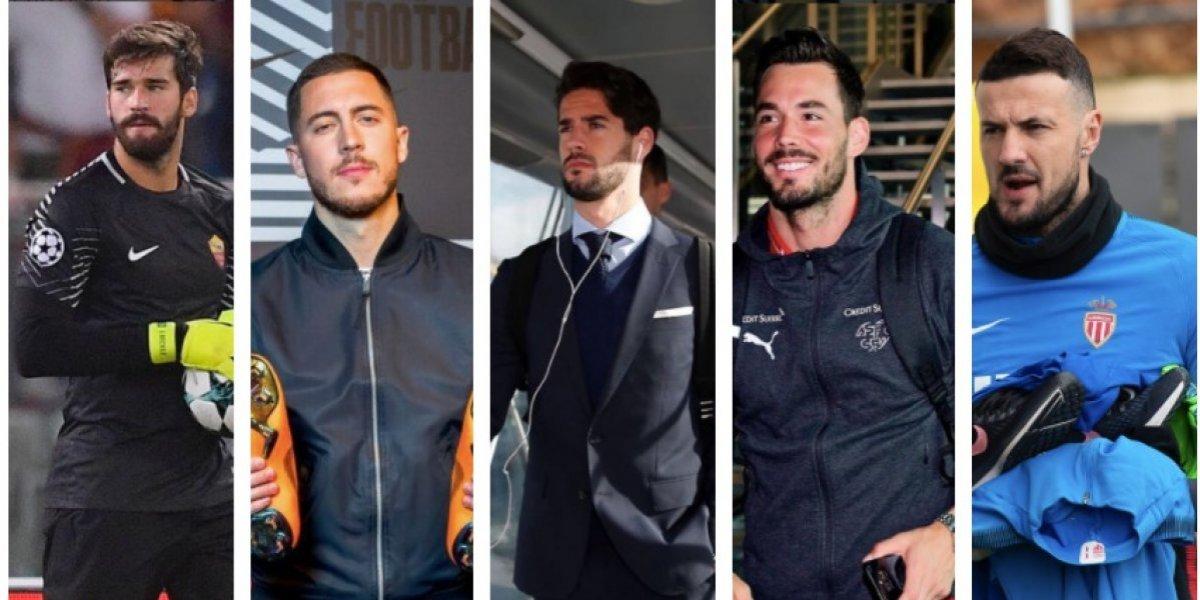Estos son algunos de los futbolistas guapos que aún puedes ver en el Mundial de Rusia
