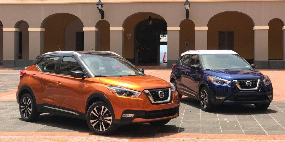 Así se ve la crossover Kicks, la nueva apuesta automotriz de Nissan