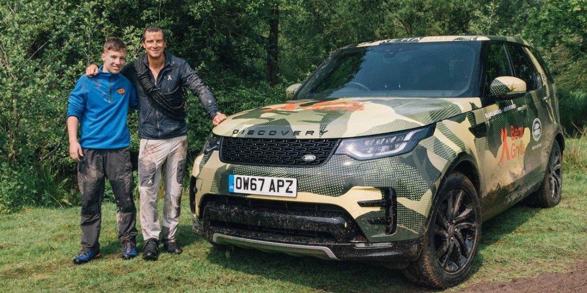 Así sorprendió Land Rover a un niño scout con autismo