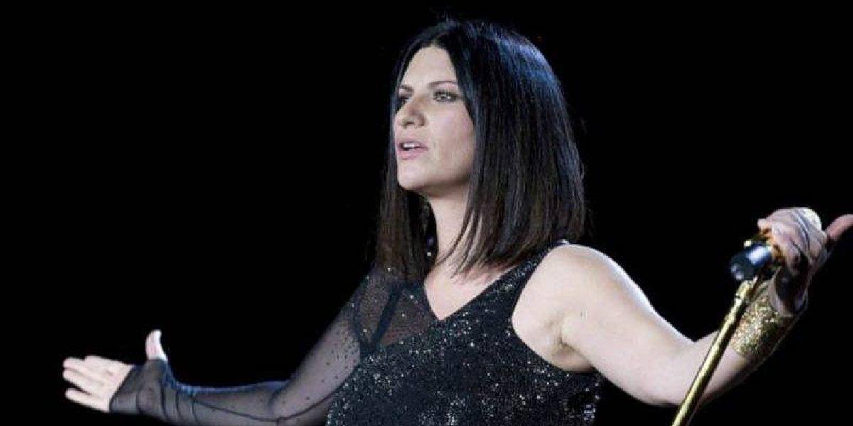 Laura Pausini cantó por primera vez en Cuba