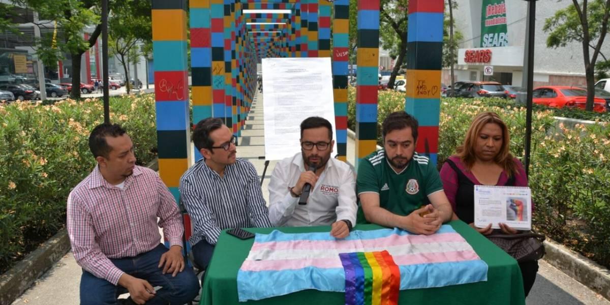 Comunidad LGBTTI se abre camino en Miguel Hidalgo