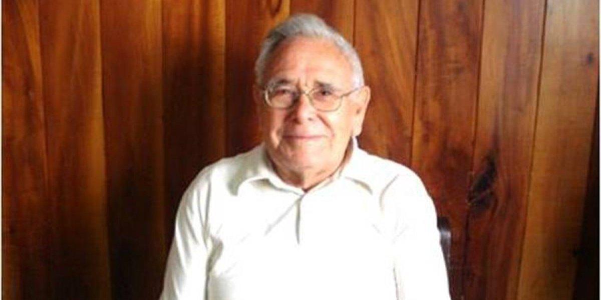 Muere el maestro Manuel Lisandro Chávez
