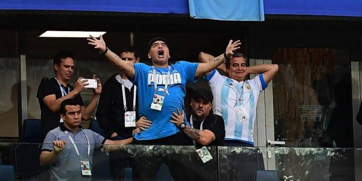 ¿Quiere vengarse? Maradona ofrece recompensa por audios que anunciaron su muerte